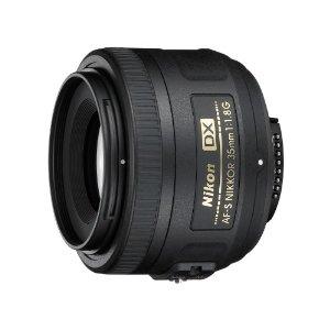 35mm Nikon Lens