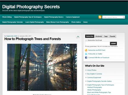 DigitalPhotographySecrets