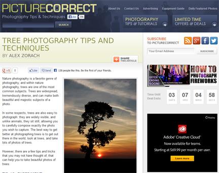 PictureCorrect